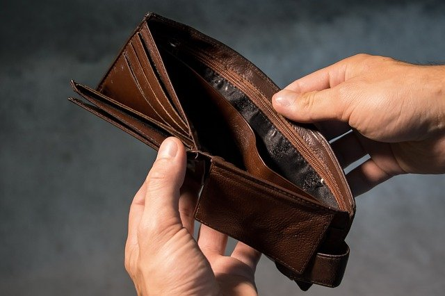 struggling because of financial insecurity